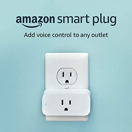 Top 10 Best Tech Gifts – Top 10 Best Electronic Gadgets/Smart Gadget Gifts 2021 , Amazon Smart Plug, Image from amazon.com,