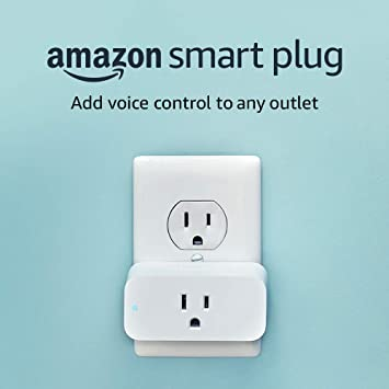 amazon smart plug works with amazon alexa amazon com