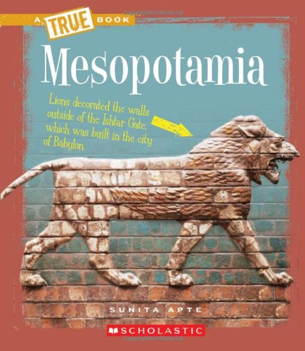 Download Mesopotamia (A True Book) pdf