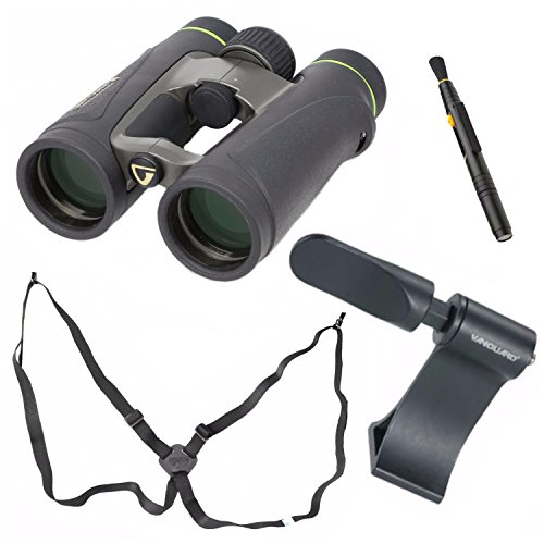 Vanguard 8x42 Endeavor ED IV Binoculars with Harness and Tri