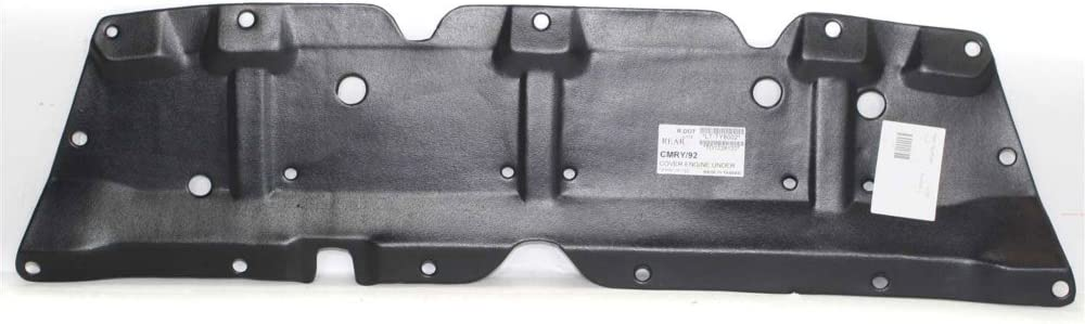 Engine Splash Shield Compatible with Toyota Camry 92-96 / Toyota Avalon 95-97 Under Cover Center