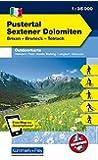 Italien Outdoorkarte 05 Pustertal, Sextener Dolomiten 1 : 35.000: Brixen, Bruneck,Toblach. Wanderwege, Radwanderwege, Nordic Walking, Skilanglauf, Skitouren (Kümmerly+Frey Outdoorkarten Italien)