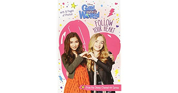 Amazon.com: Girl Meets World Follow Your Heart (Girl Meets ...
