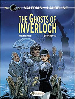 Valerian Vol. 11 : The Ghosts of Inverloch