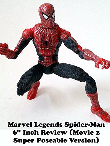 Review: Marvel Legends Spider-Man 6