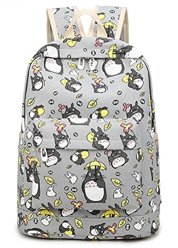 - YOYOSHome My Neighbor Totoro Anime Cosplay Rucksack Shoulder Bag Backpack School Bag