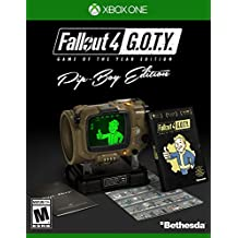 Fallout 4 Game of the Year Pip Boy Edition XboxOne - Xbox One