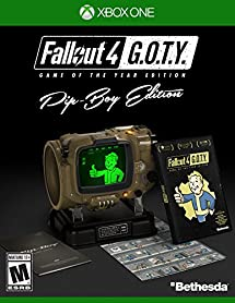 Fallout 4 Game of The Year Pip-Boy Edition - Xbox One