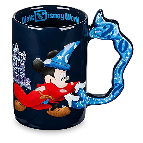 Disney Sorcerer Mickey Mouse Jumbo Mug - Walt Disney World 2017 ()