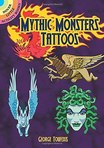 The Costumes Party Fable 2 - Mythic Monsters Tattoos (Dover