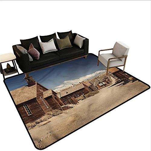 (Wanderlust,Large Floor Mats for Living Room 80