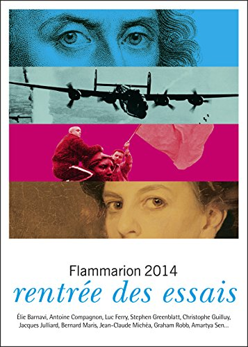 Catalogue Flammarion 2014 : rentrée des essais (French Edition)