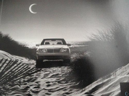 2000 Mercedes Benz C230 Kompressor / C280 Sales Brochure