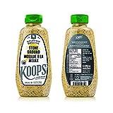 Koop's Organic Organic Stone Ground Mustard, 325 ml (Pack of 1)
