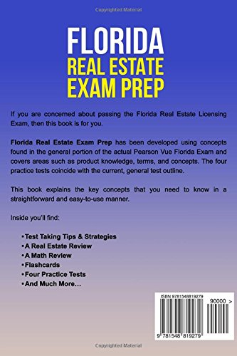 Florida Real Estate Exam Prep: The Complete Guide to Passing