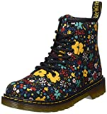 Dr. Martens Delaney Wf Boots 13 M US Little Kid Wanderflora T-Canvas