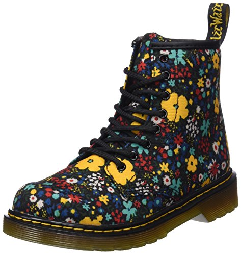 Dr. Martens Delaney Wf Boots 13 M US Little Kid Wanderflora T-Canvas by Dr. Martens