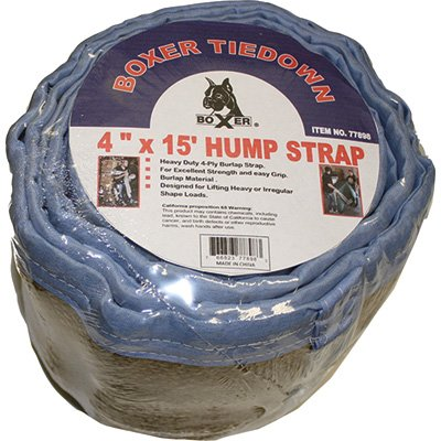 Big Boxer 4in x 15ft Heavy-Duty Moving Hump Strap