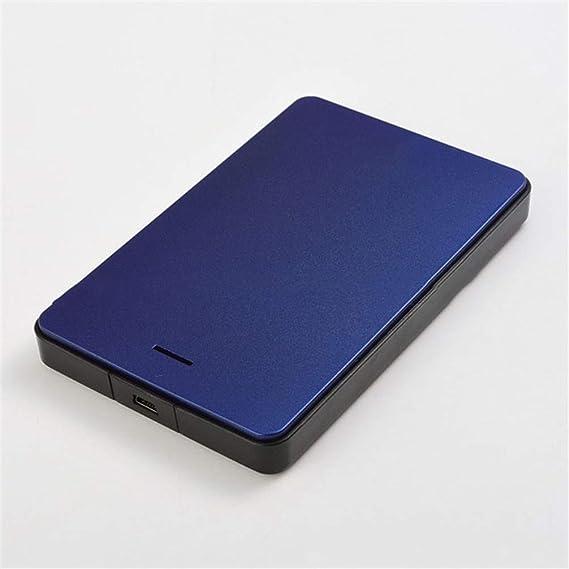 外付けハードドライブ、高速USB 3.0ハードディスク20ギガバイト/ 30ギガバイト/ 40ギガバイト/ 60ギガバイト/ 80ギガバイト/ 120ギガバイト/ 160ギガバイト/ 250ギガバイト/ 320ギガバイト/ 500ギガバイト大容量メモリモバイルハードディスク (Color : Blue, Size : 30GB)