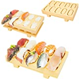 TOBIDASE OSUSHI -Super Easy Real Japanese Style Sushi Making Plate Kit Maker For Sushi Bazooka Lovers