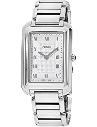 Mens mother-of-pearl dial, stainless-steel bracelet watch F701016000XG (Certified Refurbished)