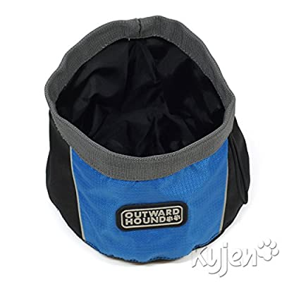 Travel Water Bowl For Dogs--Collapsible