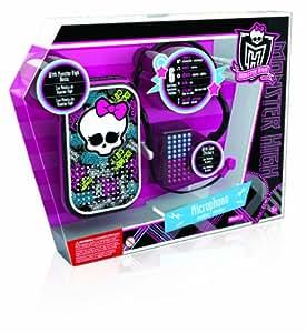 Monster High Creepy Cool Microphone
