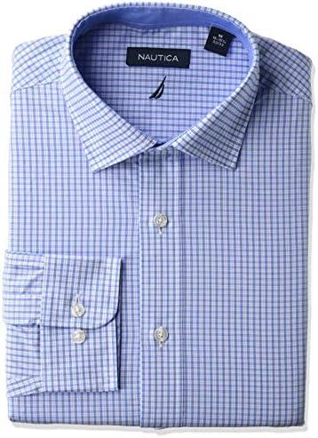 Nautica - Camisa de Vestir para Hombre: Amazon.es: Ropa y accesorios