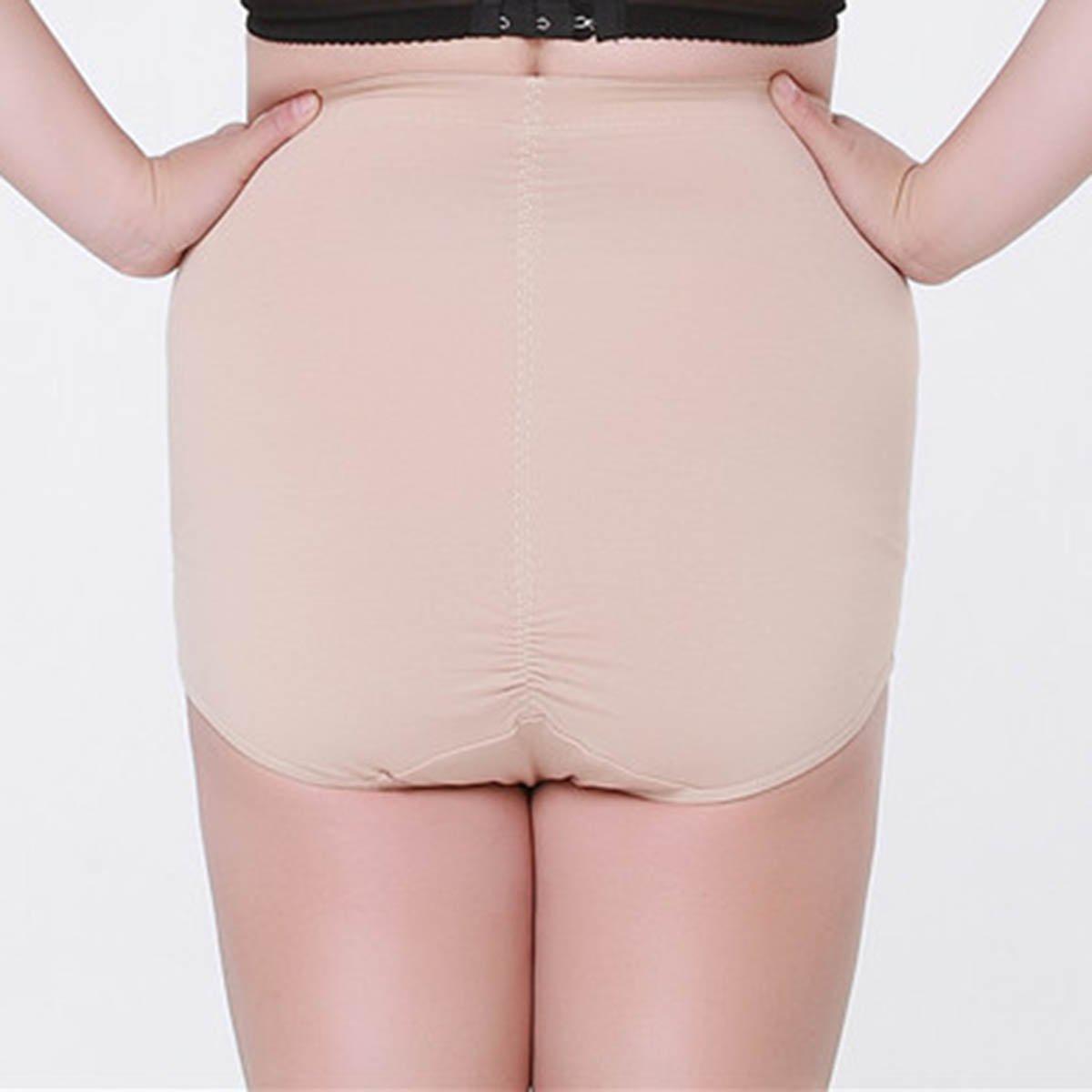 79a1f05895 Niyatree Womens Cotton Hi-Cut Boys Shorts Tummy Control Panties Shapewear  Brief