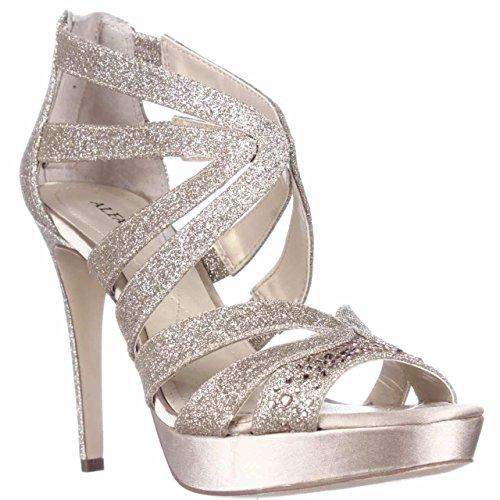 A35 Sandals Sparkle Gold Cymball Dress v74wSq