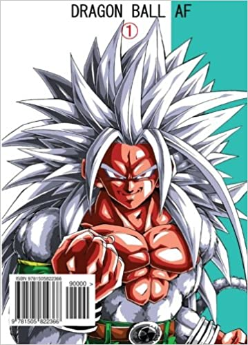 72pages NEW Young jijii Doujinshi Dragon Ball AF DBAF After the Future vol.16