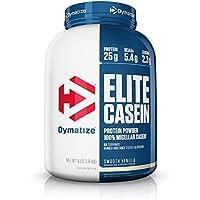Dymatize Nutrition Elite Casien - 4 lbs (Smooih Vanilla)