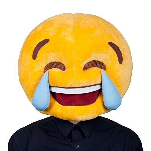 Cry Laughing Mask