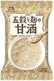 森永製菓 五穀と麹の甘酒×6個