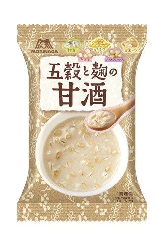 X6 or sweet sake of Morinaga five grains and koji