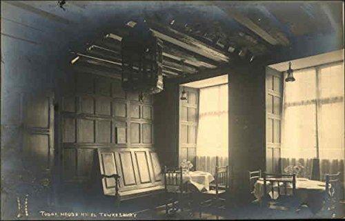 Tudor House Hotel Tewkesbury, England Original Vintage Postcard