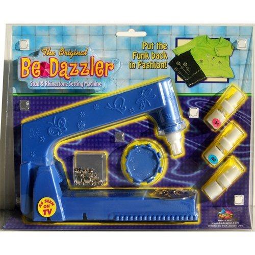 (Bedazzler Stud & Rhinestone Setting Machine - NIB)