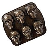 Nordicware 59933 Haunted Skull Cakelet Pan