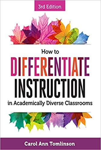 Amazon How To Differentiate Instruction In Academically Diverse