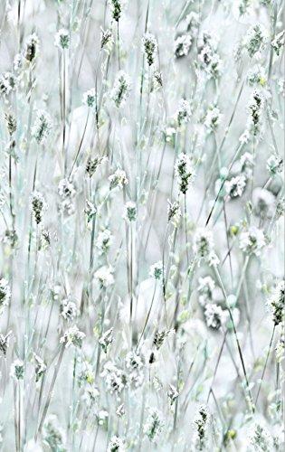 Flower Fix (d-c-fix 334-0029 Premium Reusable Decorative Static Cling Window Film, Wildflowers/Somerset, 17.71