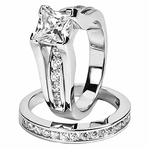 UPC 710525764669, ELOI 1.5CT Engagement Rings For Women 925 Sterling Silver Wedding Ring Band Cubic Zirconia (6)