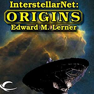 InterstellarNet: Origins, Book 1 Audiobook