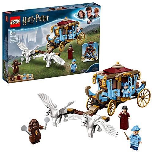 레고(LEGO) 해리포터 보바통 학교의 마차 : 호그와트에 도착 75958
