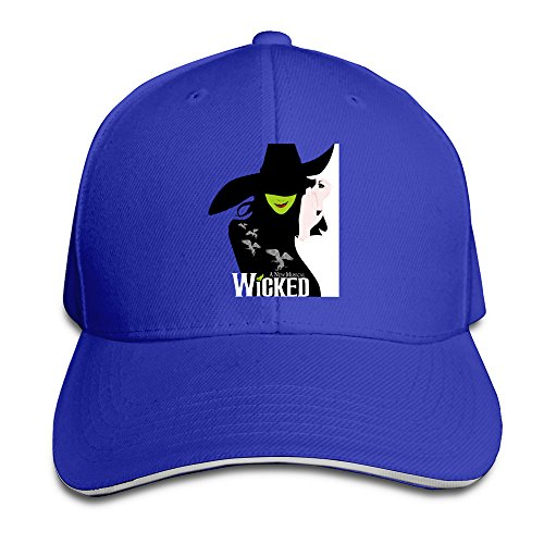 [Cinocu Wicked The Musical Snapback Hats] (Wicked Musical Costumes Sale)