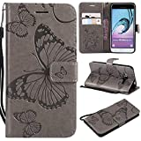 Best Samsung Galaxy  Cases - CUSKING Wallet Case for Samsung Galaxy J3 2016 Review