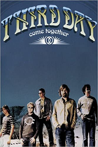 Third Day Come Together Sheet Music Book With Guitar Tablature