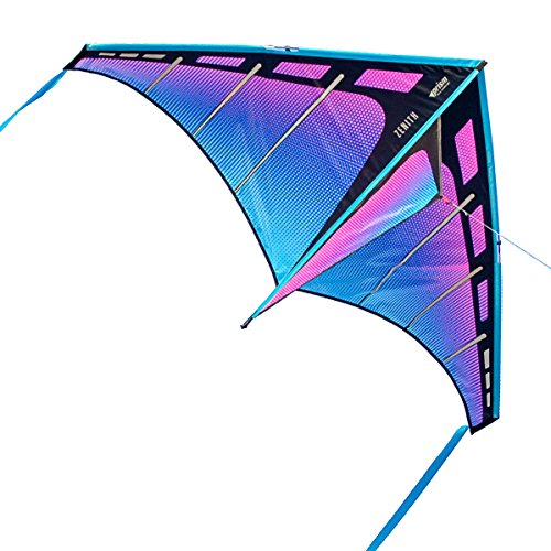 Prism Kite Technology Zenith 5 Single Line Delta Kite, Ultraviolet (Best Kites For Adults)