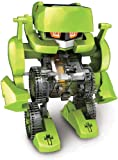 Toys : OWI T4 Transforming Solar Robot