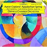 Copland: Appalachian Spring (Suite); Short Symphony (Symphony No. 2); Quiet City; Three Latin American Sketches