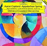 Copland: Appalachian Spring (Suite); Short Symphony